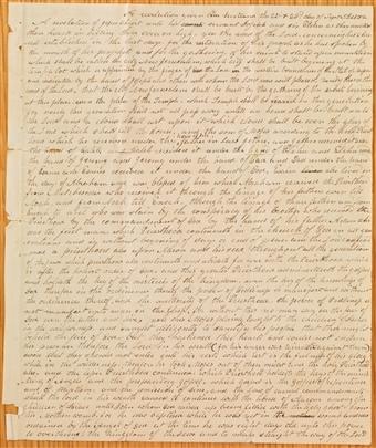 Revelation, 22–23 September 1832 [D&C 84], Page 1