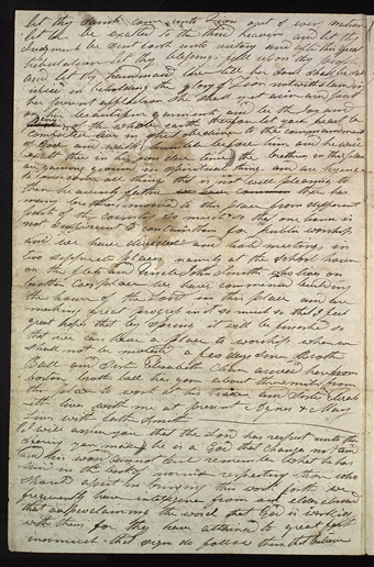Letter to Vienna Jaques, 4 September 1833, Page 2