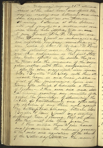 Journal 18351836 Page 132