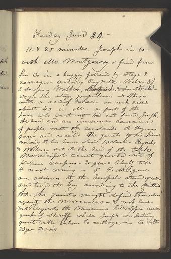Journal, December 1842–June 1844