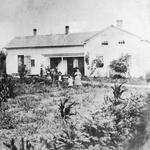 Probable residence of Joseph Smith. 1884.