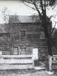 Home of Joseph and Emma Smith in Harmony, PA