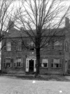 French Tavern, later known as Johnson Inn