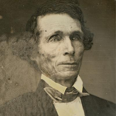 Circa 1850–1860, photograph likely by Marsena Cannon (Church History Library, Salt Lake City).