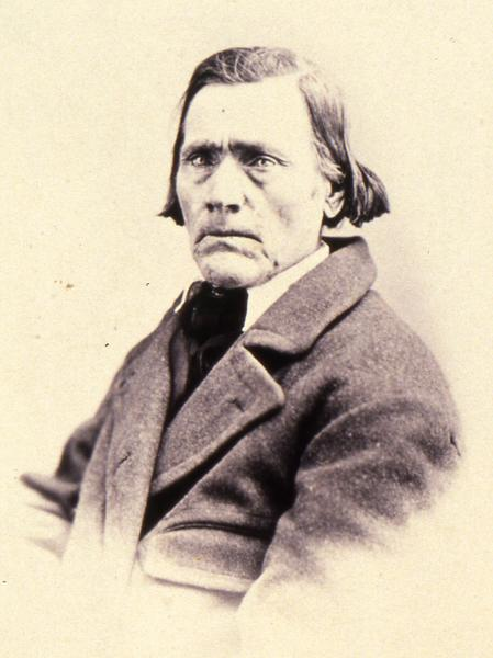 Photograph, Edward Martin, circa 1860–1866. (Church History Library, Salt Lake City.)