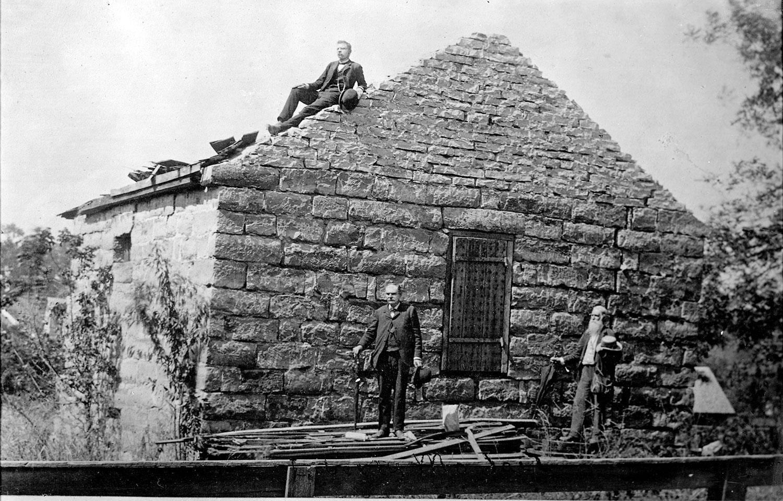 Image result for Joseph SMith Missouri